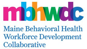 Logo for the Maine Behavioral Health Workforce Development Collaborative (MBHWDC)